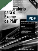 Preparatorio PMP Rita Mulchay 8 Edicao