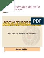 Derecho de Hidrocarburos