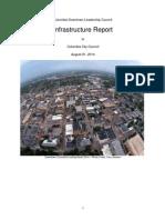 Columbia DLC Infrastructure Report
