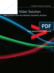 Accenture Communications Media Entertainment Services Video Solution