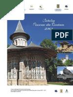 Catalogul Pensiunilor din Romania 2013 ONLINE