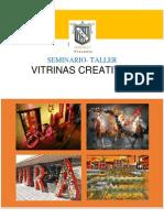 Seminario Vitrinismo y Escaparatismo - Septiembre 2014