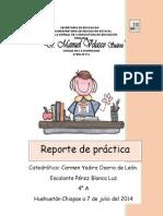 Reporte de Practica c.yadira