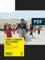 Iraq Ethnic Cleansing Final