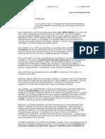 Alberto Recarte - Los Engaños Economicos de Zapatero y Solbes