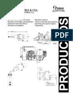 Catalogo General de Productos 2005