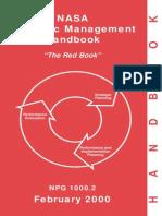 NASA Strategic Project Management Handbook