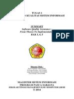MKSI - S2 - Tugas 1 Kelompok 2 - Bab 3,4,5