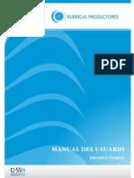 Manual Rubric as Prod