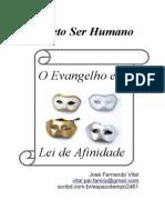 Projetoserhumano.O Evangelho e a Lei de Afinidade