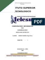 Informe de Lenguaje i