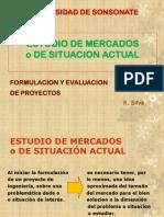 Ei - Estudio de Mercados. Presentacion
