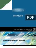 UoN Enterprise Architecture 2006-11-01