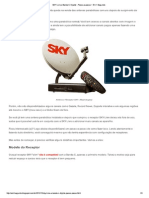 SKY Livre e Banda C Digital - Configuracao Passo-A-passo