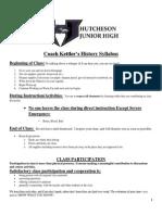 2014-2015 history syllabus