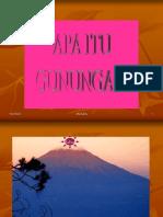 GUNUNGAPI