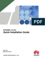 BTS3900L Quick Installation Guide