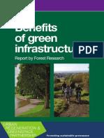 Urgp Benefits of Green Infrastructure