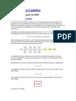 Notación Dirac