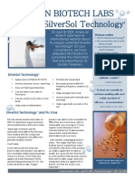 silver sol technology