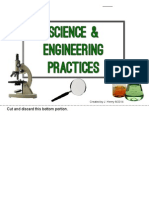 science and engineering practices flip book