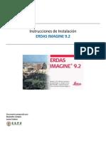 Instrucciones Instalación ERDAS 9.2