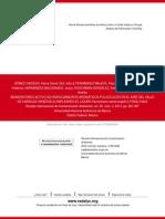 Biomonitoreo Activo de Hidrocarburos Aromaticos Policiclicos en El Aire Del Valle de Caracas-Venezue