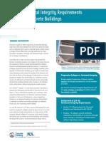 PCA Concrete Structures Integrity Detailing