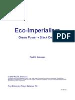 Eco Imperialism