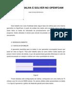 Teste Openfoam
