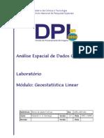Apostila SPRING_geoestatística Linear