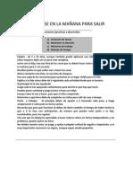 Lista de Funciones Ejecutivas(C)