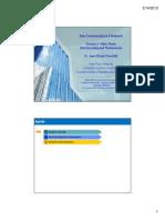 Data Encoding and Transmission