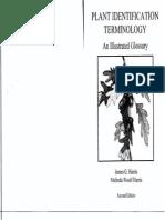 Harris (2001) - Plant Identification Terminology - An Illustrated Glossary 2ed