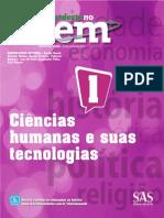 Fascículo 01 - Ciências Humanas e Suas Tecnologias (Comprimido)