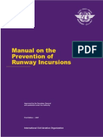 ICAO Runway Safety Manual