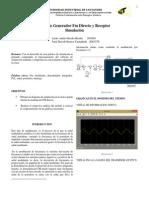 Simulacion Fm Directa y Demodulacion