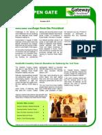 vol 1 - issue 1 - oct 2011