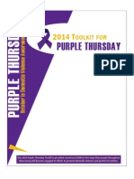 Purple Thursday '14 Toolkit
