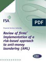 Fsa Aml Implementation Review