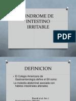Sindrome de Intestino Irritable (1)
