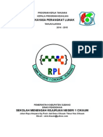 Program Kerja Kaprog Keahlian RPL SMKN 1 CIKAUM