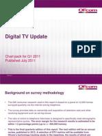 DTV Charts q1 2011
