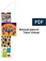 Manual Para Tutor Virtual