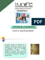 01-Historia de La Estadistica