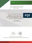 Fortalecimiento Escuela Implementación 010814