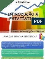 Introdução à Estatística Ppt 2014 2