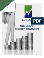 Manual Básico Para Investimentos No Tesouro Direto