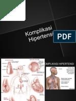 Komplikasi Hipertensi