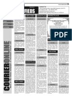 Claremont COURIER Classifieds 8-29-14